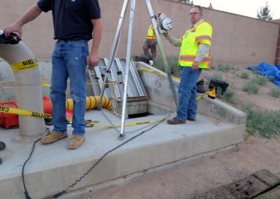 RFI Water Reclamation Facility Coating Assessment