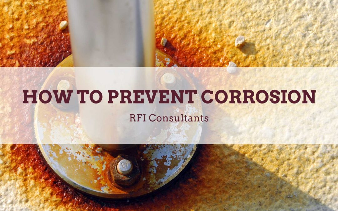 How to Prevent Corrosion