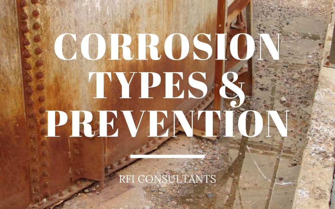 Corrosion Types and Prevention